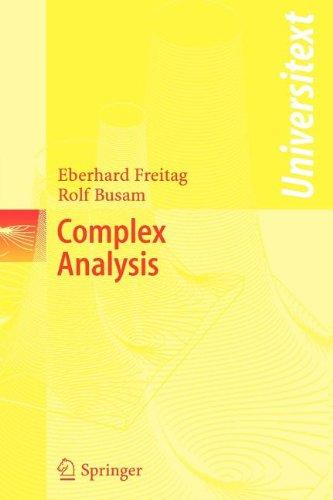 9783540810261: Complex Analysis