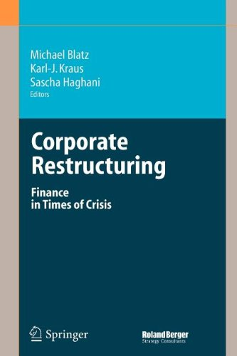 9783540821892: Corporate Restructuring