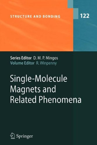 9783540822301: Single-Molecule Magnets and Related Phenomena