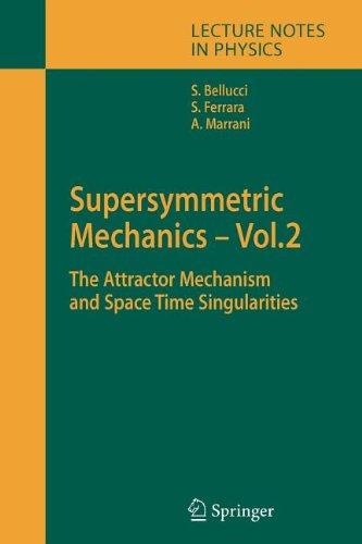 9783540823872: Supersymmetric Mechanics - Vol. 2