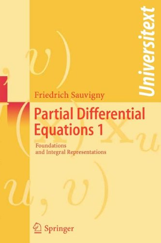 9783540824503: Partial Differential Equations