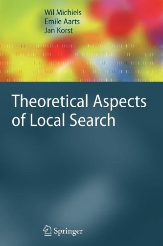 9783540826224: Theoretical Aspects of Local Search