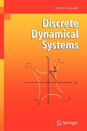 9783540827122: Discrete Dynamical Systems