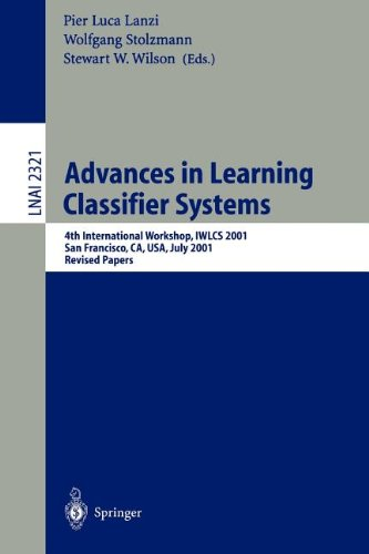 9783540830078: Advances in Learning Classifier Systems