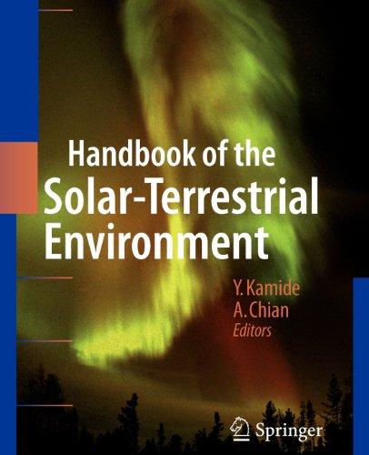 9783540831334: Handbook of the Solar-Terrestrial Environment