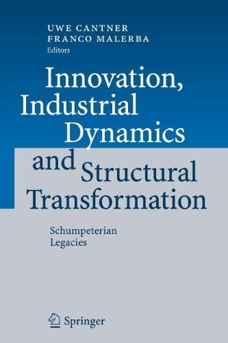 9783540833093: Innovation, Industrial Dynamics and Structural Transformation