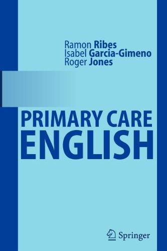 9783540833260: Primary Care English