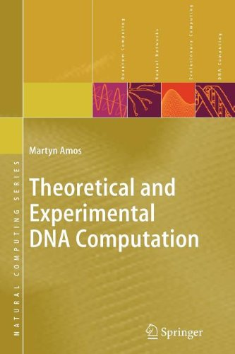 9783540833574: Theoretical and Experimental DNA Computation