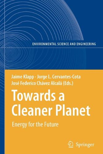 9783540836346: Towards a Cleaner Planet