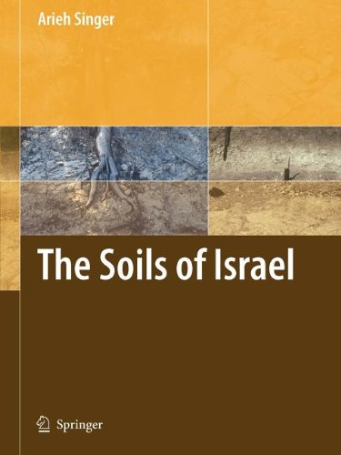 9783540837053: The Soils of Israel