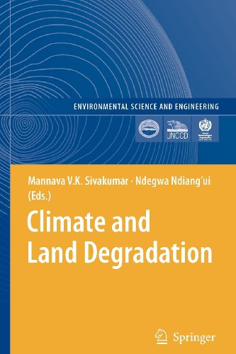 9783540838166: Climate and Land Degradation