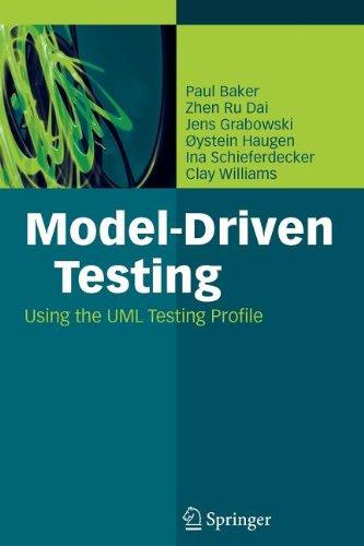 9783540838357: Model-Driven Testing