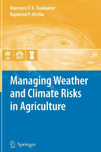 9783540838838: Managing Weather and Climate Risks in Agriculture