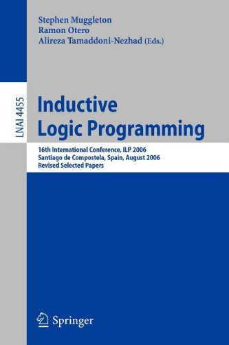 9783540841449: Inductive Logic Programming