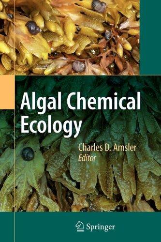 9783540842163: Algal Chemical Ecology