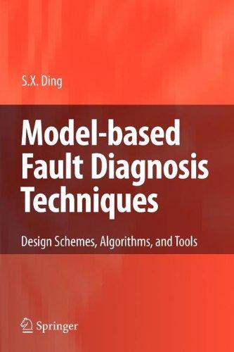 9783540845522: Model-Based Fault Diagnosis Techniques