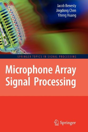 9783540847779: Microphone Array Signal Processing