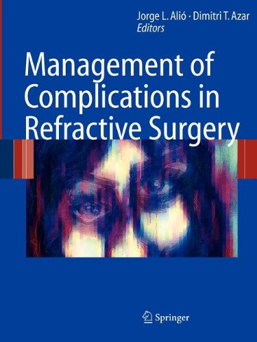 9783540847953: Management of Complications in Refractive Surgery