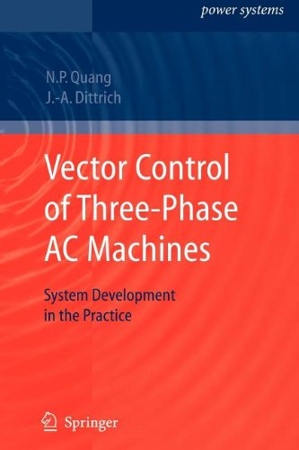 9783540849698: Vector Control of Three-Phase AC Machines
