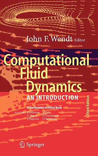 9783540850557: Computational Fluid Dynamics: An Introduction (Von Karman Institute Book)