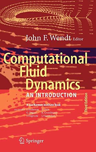 9783540850557: Computational Fluid Dynamics: An Introduction (Von Karman Institute Book)
