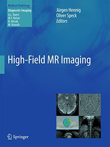 High-Field MR Imaging (Hardcover)