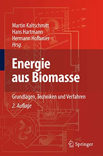 9783540850946: Energie aus Biomasse: Grundlagen, Techniken und Verfahren