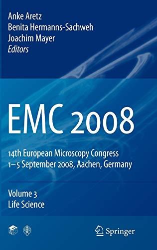 EMC 2008: Anke Aretz