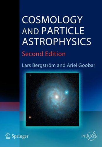 9783540854067: Cosmology and Particle Astrophysics (Springer Praxis Books / Astronomy and Planetary Sciences)