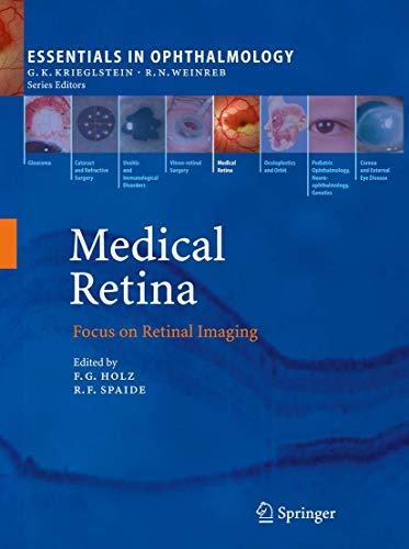 Medical Retina: Frank Gerhard Holz