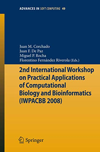 2nd International Workshop on Practical Applications of Computational Biology and Bioinformatics (...