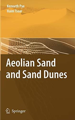9783540859093: Aeolian Sand and Sand Dunes