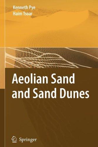 9783540859482: Aeolian Sand and Sand Dunes
