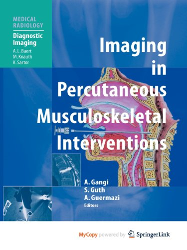 9783540860341: Imaging in Percutaneous Musculoskeletal Interventions