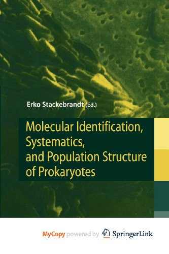 9783540860532: Molecular Identification, Systematics, and Population Structure of Prokaryotes