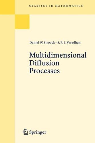 9783540861348: Multidimensional Diffusion Processes