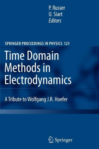 9783540864486: Time Domain Methods in Electrodynamics
