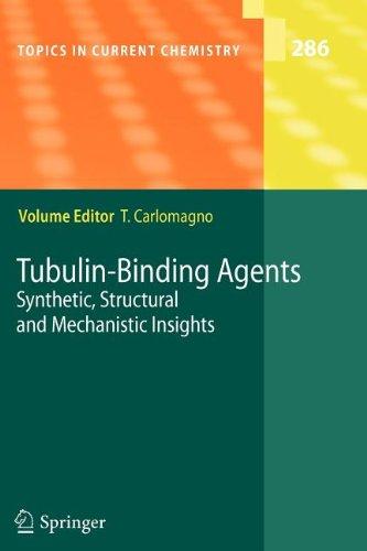 9783540864837: Tubulin-Binding Agents