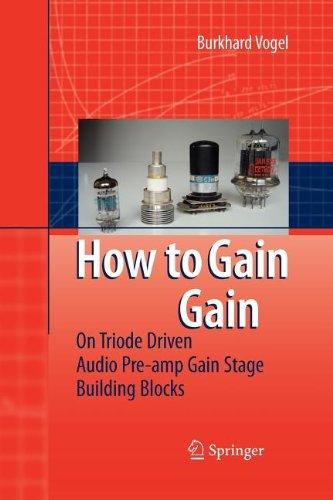 9783540865742: How to Gain Gain