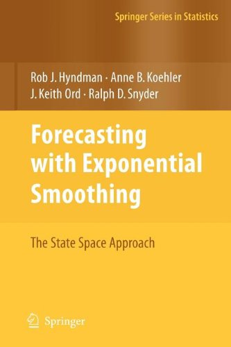 9783540867715: Forecasting with Exponential Smoothing