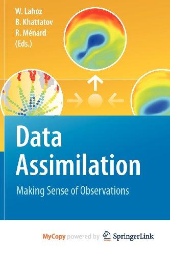 9783540868729: Data Assimilation