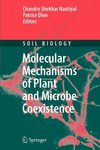 9783540869115: Molecular Mechanisms of Plant and Microbe Coexistence