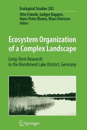 9783540869184: Ecosystem Organization of a Complex Landscape