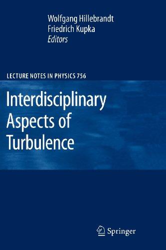 9783540871637: Interdisciplinary Aspects of Turbulence