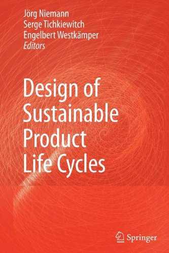 9783540871828: Design of Sustainable Product Life Cycles