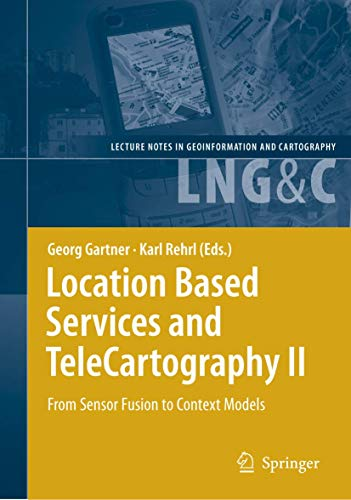 Location Based Services and TeleCartography: Georg Gartner