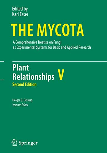 Plant Relationships: Holger Deising