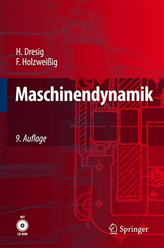 9783540876939: Maschinendynamik (German Edition)