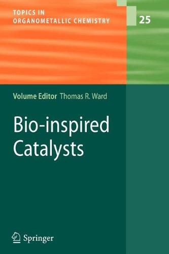 9783540877868: Bio-Inspired Catalysts