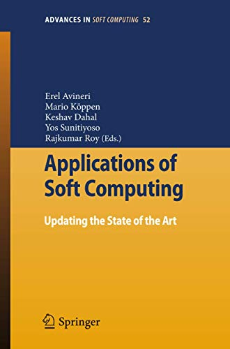 Applications of Soft Computing: Erel Avineri